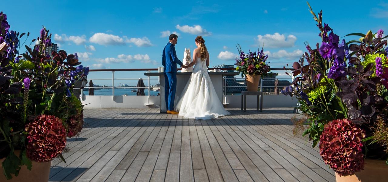 trouwen in rotterdam