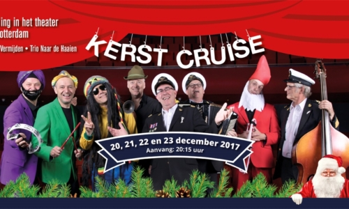 Theatershow Kerst Cruise