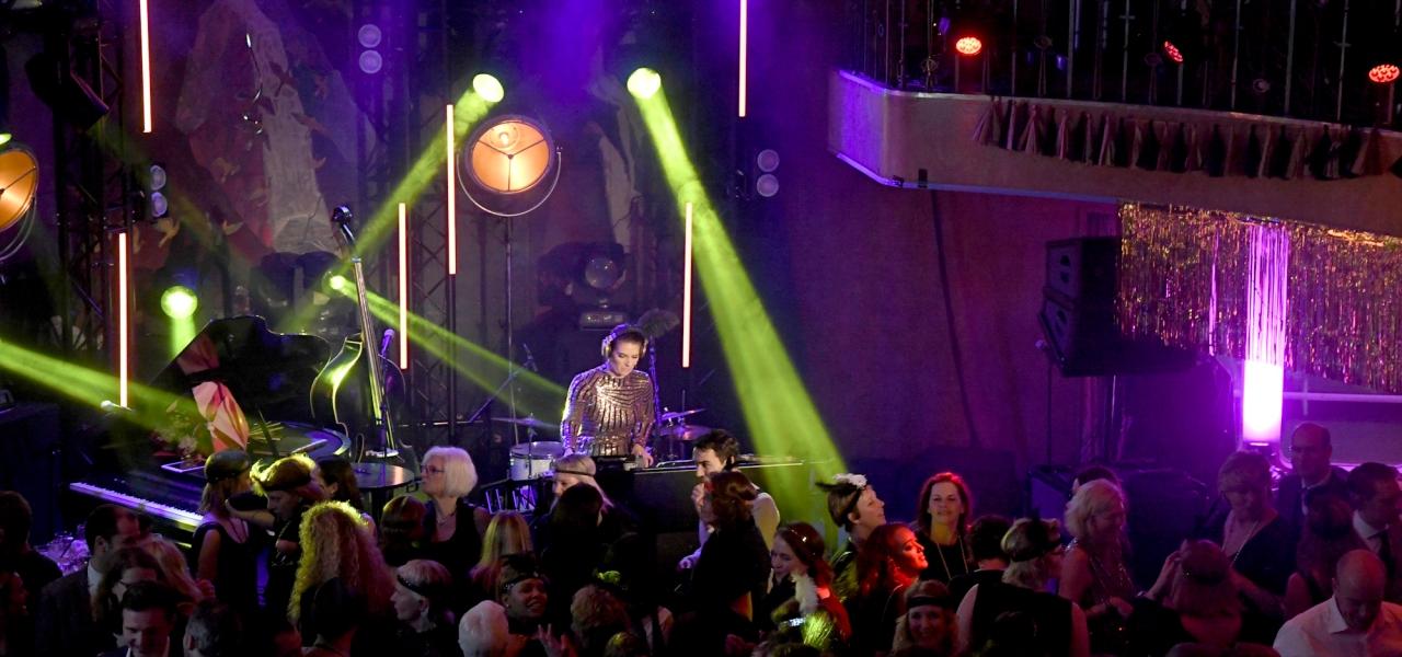 Feesten Ss Rotterdam