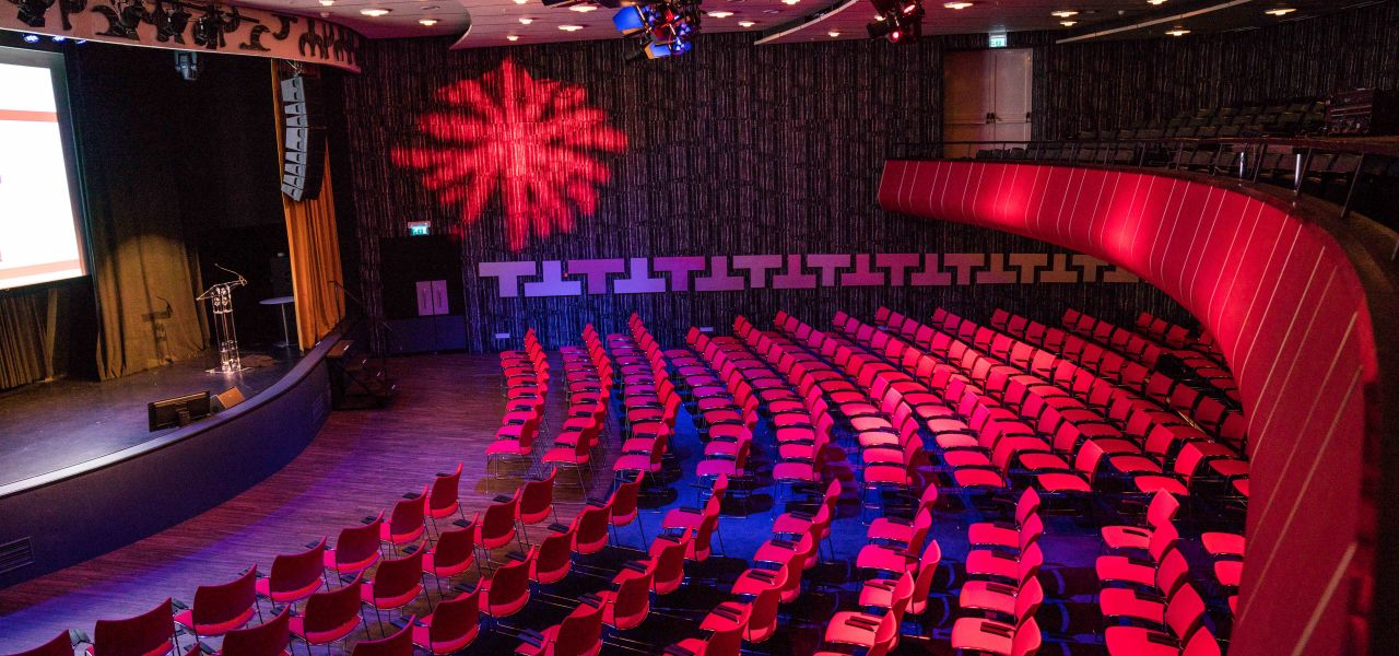 Theatre Ss Rotterdam By Westcord