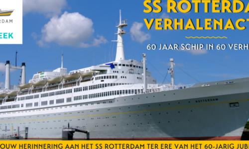 ss Rotterdam verhalenactie van start