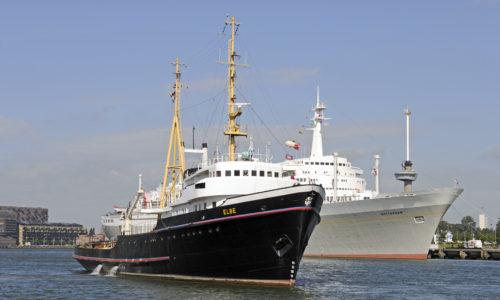 Arrangement Zeesleper de Elbe & ss Rotterdam