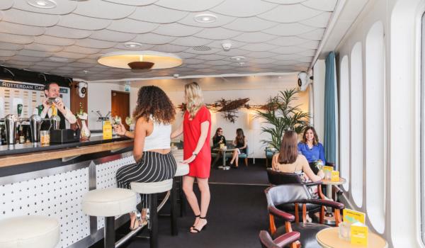 Ocean Bar - ss Rotterdam
