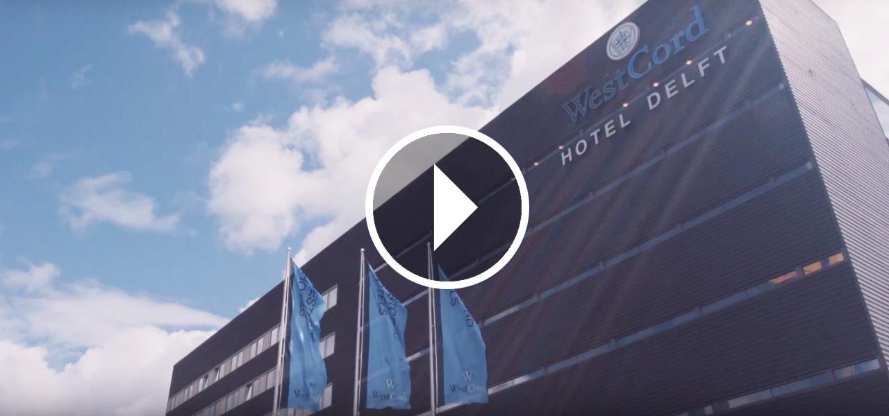Video WestCord Hotel Delft