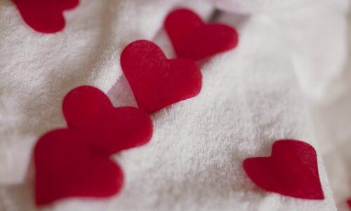 Valentijn volgens het ss Rotterdam