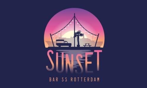 Nieuw: SunSet Bar ss Rotterdam